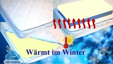 qualit tsmatratzen ab werk klimatherm topper matratzen auflage. Black Bedroom Furniture Sets. Home Design Ideas